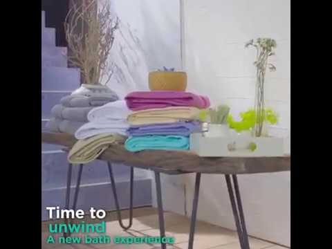 The Perfect Bath Towels