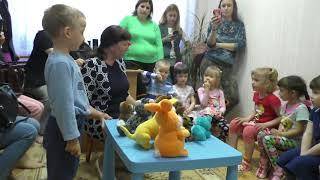 Урок татарского языка в детском саду Казани для детей 4-5 лет. Средняя группа.