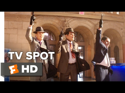 Going in Style TV SPOT - Steal Our Pension, Pay the Price (2017) - Michael Caine Movie