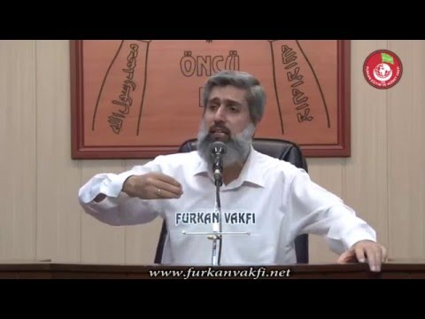 Kehf Suresi Tefsiri   Ayet 28-31   Alparslan KUYTUL Hocaefendi   17 Ekim 2014