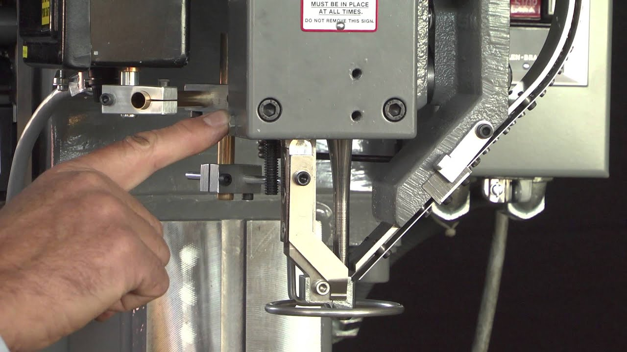 national rivet machine tool replacement video youtube. Black Bedroom Furniture Sets. Home Design Ideas
