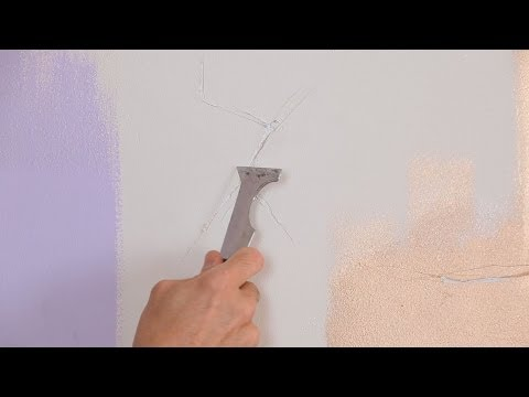 How To Fix Cracks In Old Walls | House Painting