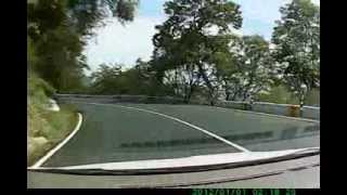 Driving Down Yercaud Ghat Road in Škoda Rapid 1.6 MPI Caught on Car Camera