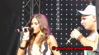 Sarah Engels & Pietro Lombardi - Made that way (Live at DSDS Open Air 2013 Soltau)