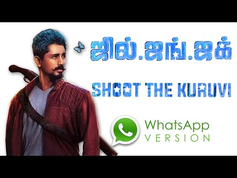 Shoot The Kuruvi - WhatsApp Version - From...