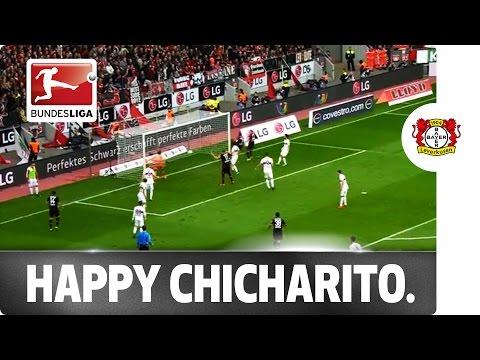Chicharito and Mehmedi Turn It Around - Goals Galore in Leverkusen