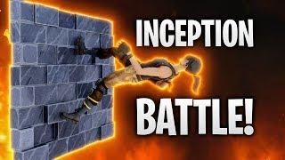 INCEPTION BATTLE! 🎲 | Fortnite: Battle Royale