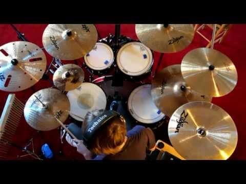 21 Guns Drum cover
