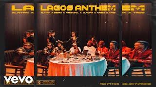 Zlatan - Lagos Anthem Remix (Official Audio) ft. Oberz, Frescool, Oladips, Kabex, Trod
