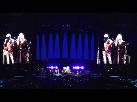Fleetwood Mac, The Chain.  At The Classic West at Dodgers Stadium 7-16-17