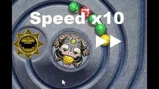 [Zuma Deluxe] Speed x10!!! ▶▶