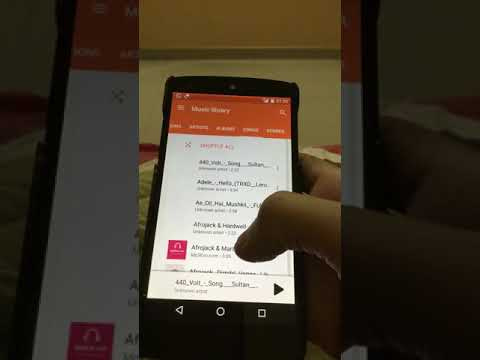 How to set any music on google play music as ringtone on Nexus5...easiest way