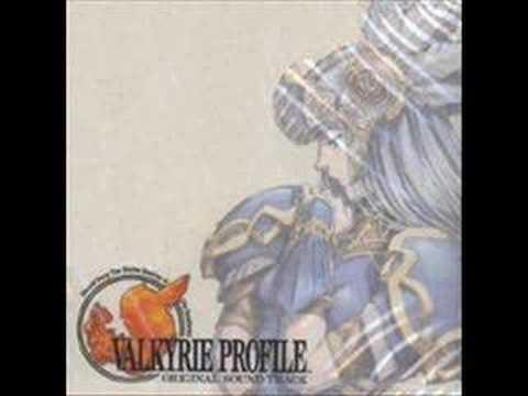 Valkyrie Profile OST Disc 1 - 04 Valhalla
