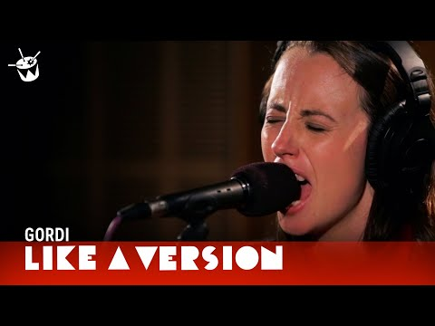 Gordi - 'On My Side' (live for Like A Version)