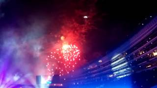 Fireworks and Souza - Soldier Field - July 4, 2015