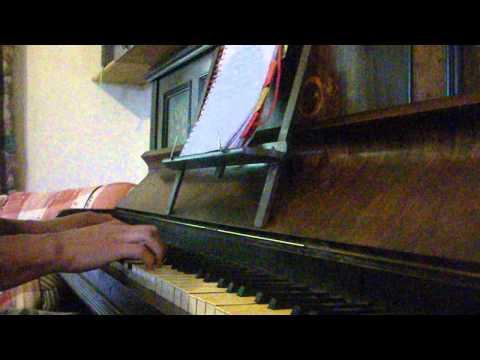 Death of a Clown piano