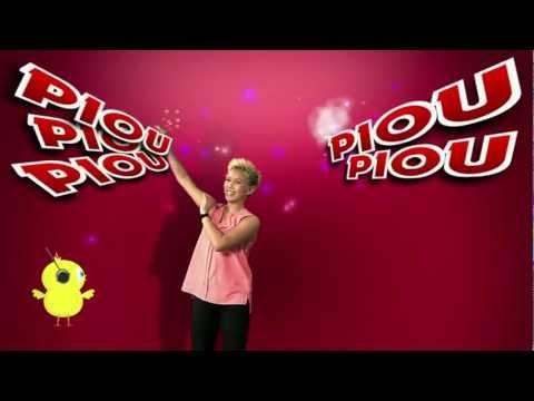 PULCINO PIO - Le Poussin Piou (Official video tutorial)