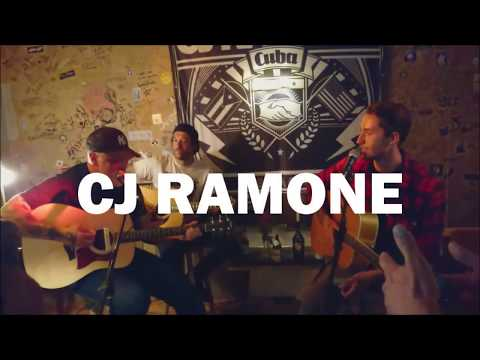 CJ Ramone - Live at the Ramones Museum, Berlin, Germany (12.07.2017)