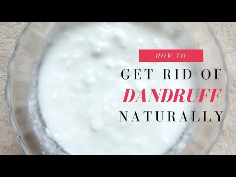 How To Get Rid Of Dandruff Permanently | Natural Remedies