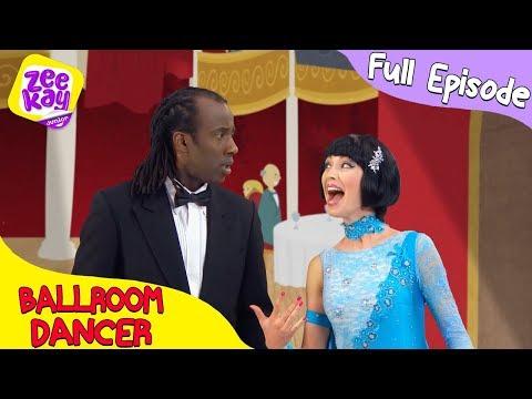 Lets Play: Ballroom Dancer | FULL EPISODE | ZeeKay Junior