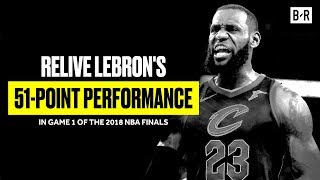 LeBron James, Cavs Fall Short In Wild Game 1 Finish | 2018 NBA Finals Rewind