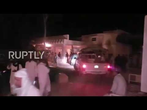 Pakistan: At least 18 dead, 25 wounded in shrine suicide bombing *GRAPHIC*