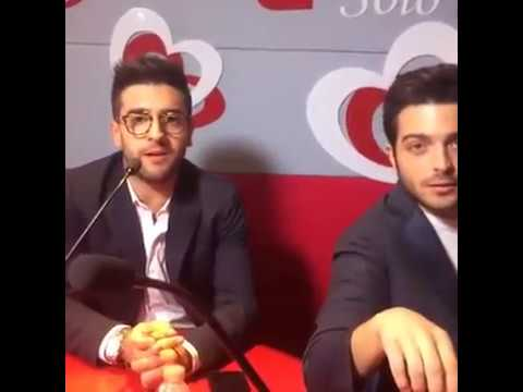 Il Volo on Radio Amor 95.3 - Mexico City