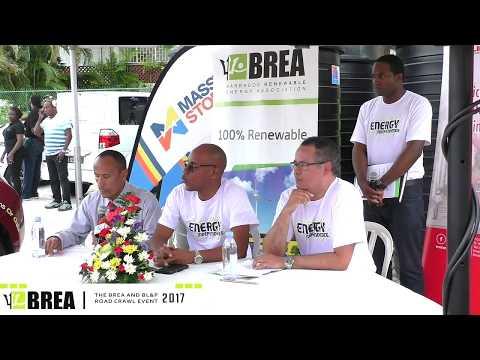 The BREA and BL&P Road Crawl Event -2017