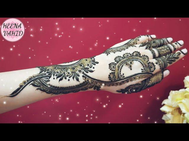 Gulf Henna Design 21 Heena Vahid