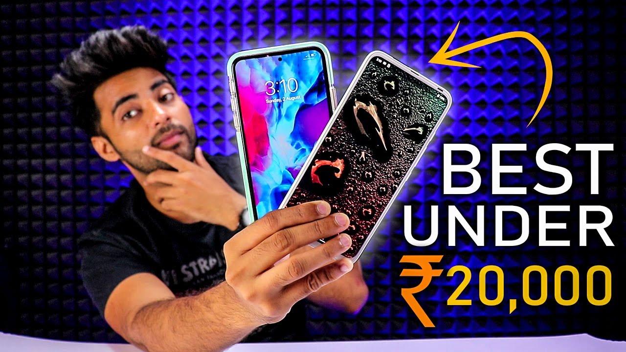 5 BEST SMARTPHONE UNDER Rs 20,000 !!