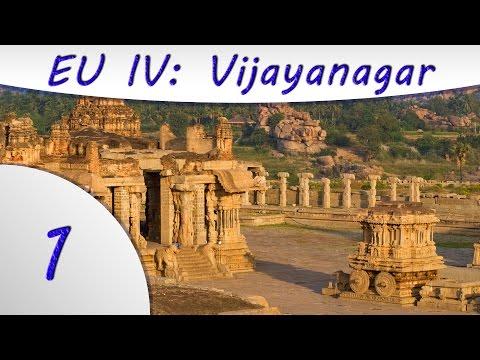 Europa Universalis IV -1- Vijayanagar - Mare Nostrum