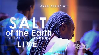 Salt of the Earth - Minister Michael Mahendere & Direct Worship