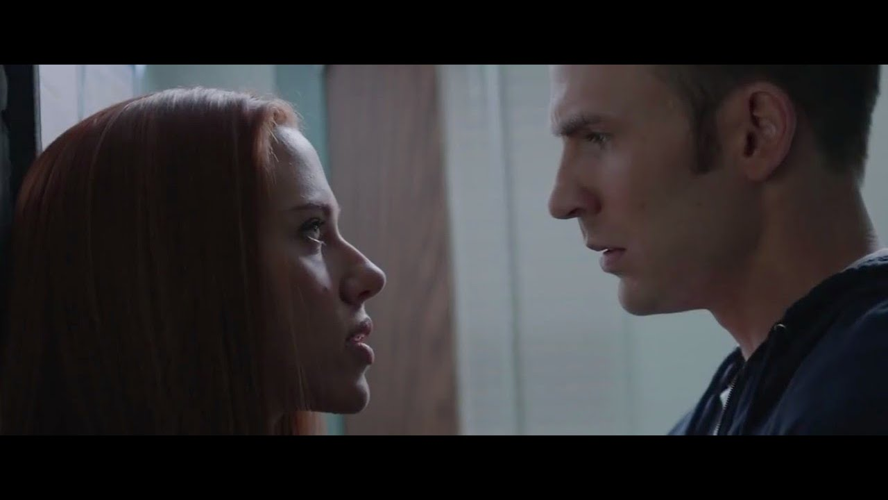 CAPTAIN AMERICA & BLACK WIDOW Kind Of A Love Story (Romanogers)