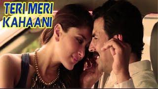 ... akshay kumar romances kareena kapoor in the song 'teri meri...