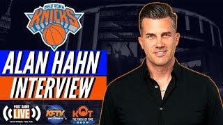 BREAKING New York Knicks News: Alan Hahn Joins Knicks Fan TV LIVE Q&A| Thursday 9/19 @ 12:00PM EST