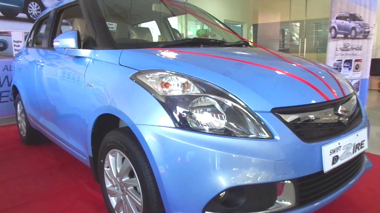 #Cars@Dinos: Maruti Suzuki Swift Dzire 2015 Interior Exterior Walkthrough (price, mileage, etc ...