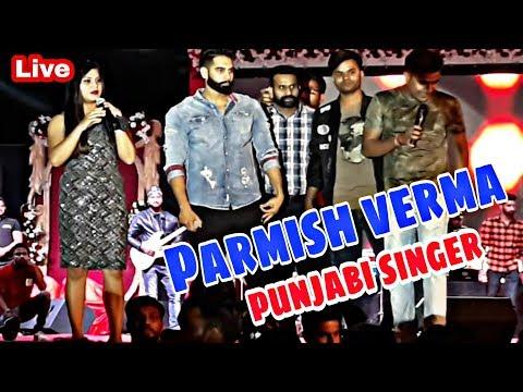 punjabi singer parmish verma Live//Bikaner Rajasthani india//MyCity DilSe