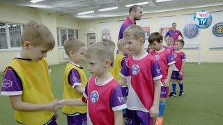матч. Artem vs Maksim. PROFI. Футбол для дошкольников. Дети