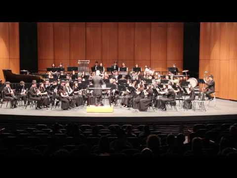 Saratoga WE Exchange: LHS Wind Ensemble, Machu Picchu - City in the Sky, Conductor: Mike Pakaluk