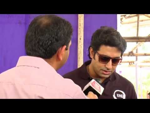 Abhishek Bachchan fights neglected tropical diseases - extended version