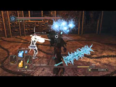Dark Souls 2 - Master of Magic PvE Sorcery Build