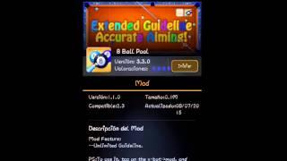 Mod Para 8 Ball Pool