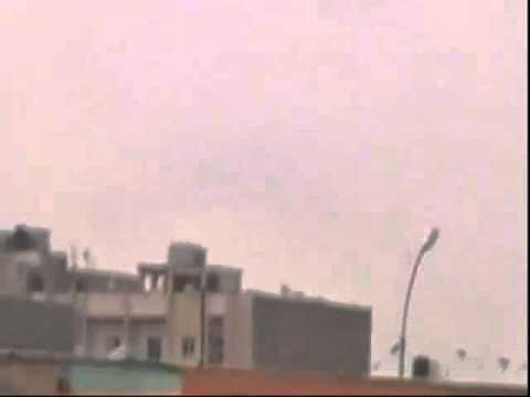 Fighter jet shot down in Libya
