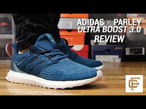 5bf01a37f1a1f Adidas X Parley Ultra Boost 3.0 Review - YT