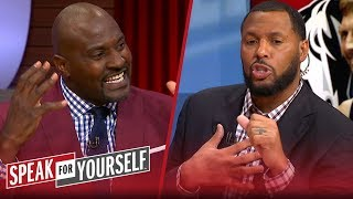 Eddie House explains why Wade's career was more memorable than Nowitzki's | NBA | SPEAK FOR YOURSELF