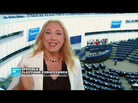 Spéciale Elections européennes sur France 24