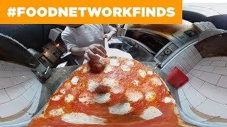 360° of New York City Pizza | Food Network