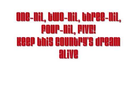 come on england lyrics