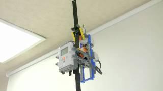 Space Elevator NXT Gripper Model : LEGO MINDSTORMS