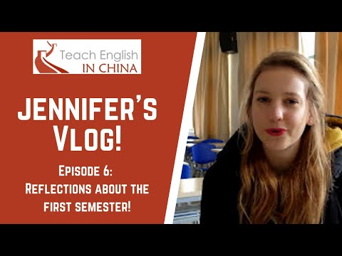 Month 6 in China: Reflections of the First Semester